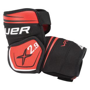 S20 Vapor X2.9 Sr - Protège-coudes de hockey pour senior