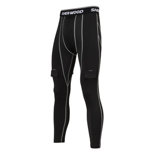 Jock Yth - Youth Compression Pants with Cup