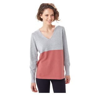 Cozy Martha - Chandail en tricot pour femme
