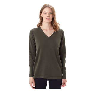 Cozy Martha - Women's Knit Sweater