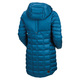 Macey - Women's Down Hooded Jacket  - 1
