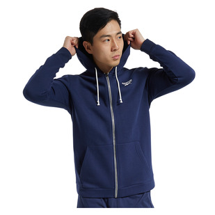 Fleece - Men's Full-Zip Hoodie