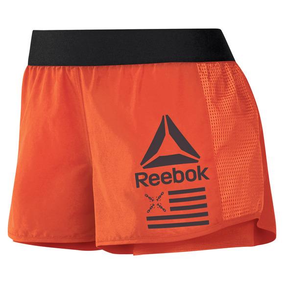 B45941 - Women's 2 in 1 Training Shorts