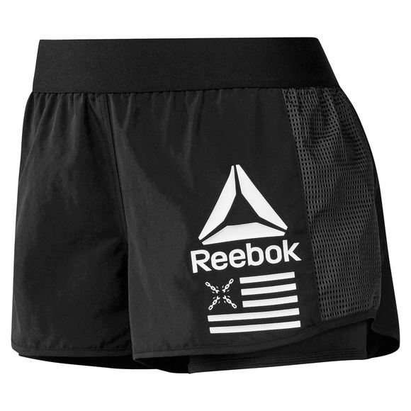B45941 - Women's 2 in 1 Training Shorts