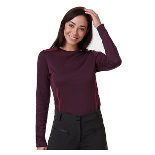 Lifa Max Crew W - Chandail de sous-vêtement pour femme