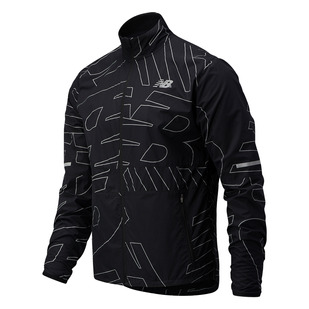 Reflective Accelerate Protect - Men's Training Jacket