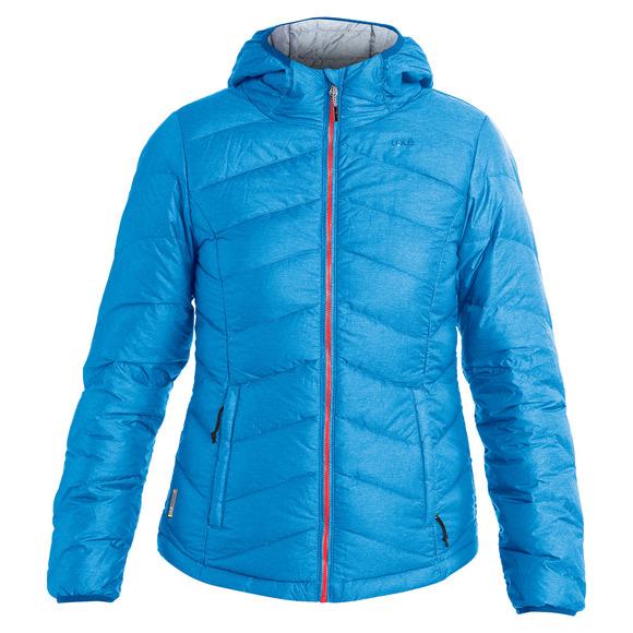 Emeline - Manteau à capuchon pour femme