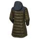Faith - Manteau à capuchon en duvet pour femme  - 1
