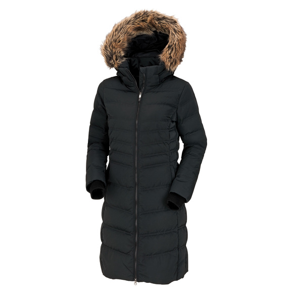 Katie - Women's Down Hooded Jacket
