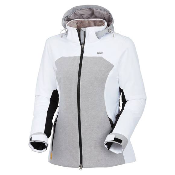 Lea - Women's Hooded Jacket