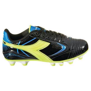 Babel Jr - Chaussures de soccer extérieur pour junior
