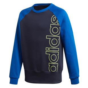 Logo Jr - Junior Fleece Sweater