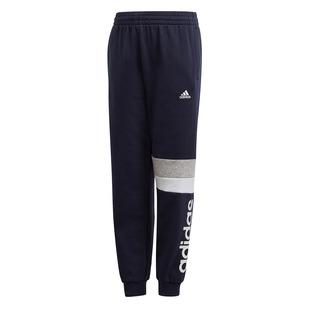 Linear Colourblock Jr - Pantalon en molleton pour junior