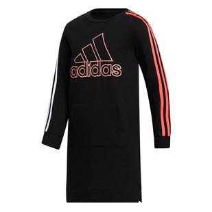 3 Stripes Jr - Girls' Dress