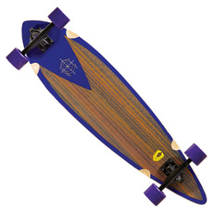 Retro Pintail - Longboard