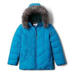 Arctic Blast Jr - Girls' Hooded Winter Jacket