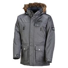 Barlow Pass 550 Turbodown Plus Size - Men's Down Jacket