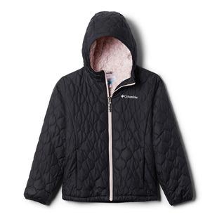 Bella Plush Jr - Girls' Hooded Insulated Jacket