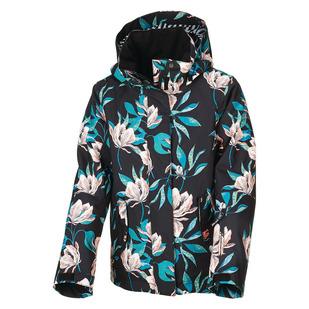 Jetty Jr - Girls' Hooded Winter Jacket