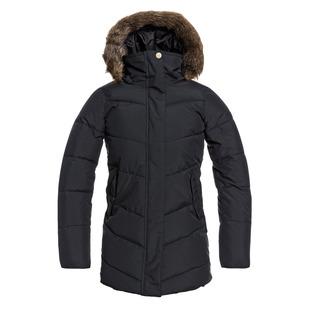 Elsie Jr - Girls' Hooded Winter Jacket
