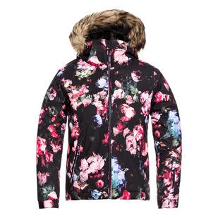 American Pie Jr - Girls' Hooded Winter Jacket