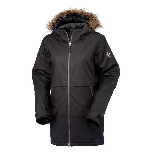 Catacomb Crest - Women's Hooded Jacket