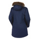 Catacomb Crest - Women's Hooded Jacket  - 1