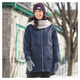 Catacomb Crest - Women's Hooded Jacket  - 2