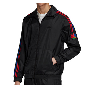 3D Trefoil 3 Stripe - Men's Track Jacket