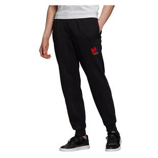 3D Trefoil - Men's Fleece Pants