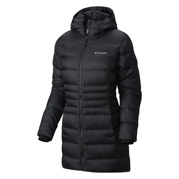 Hellfire - Women's Down Hooded Jacket