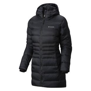 Hellfire - Women's Down Hooded Jacket