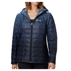 Voodoo 590 TurboDown - Women's Hooded Down Jacket