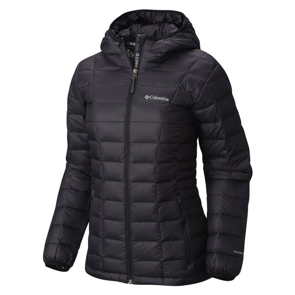 Voodoo 590 Turbodown Plus Size - Women's Down Hooded Jacket