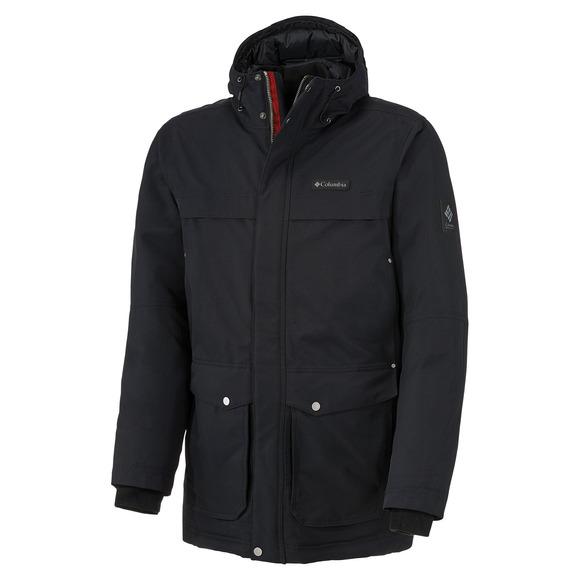Sundial Peak - Men's Hooded Down Jacket