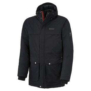 Sundial Peak - Manteau à capuchon en duvet pour homme