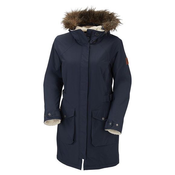 Grandeur Peak - Women's Hooded Jacket