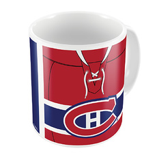 CM11-JY-S - 11-oz. Ceramic Mug - Montreal Canadiens