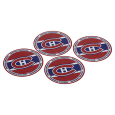 CSTPK - 4-pack Coaster Set - Montreal Canadiens