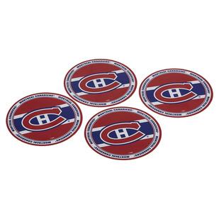 CSTPK - Ensemble de 4 sous-verres - Canadiens de Montréal