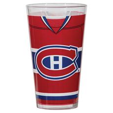 GL5139-JYS - Verre 16 oz - Canadiens de Montréal