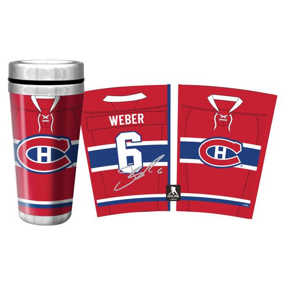Full Wrap - NHL Travel Mug