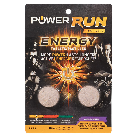 270 - Energy Tablets
