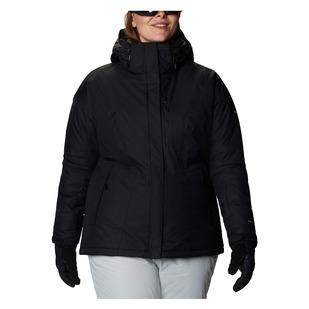 Last Tracks (Taille Plus) - Manteau isolé pour femme