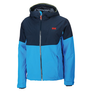 Riva - Men's Hooded Insulated Jacket