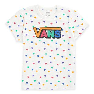 Colorful Hearts Jr - T-shirt pour fille
