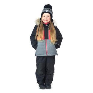 Autriche Jr - Girls' 2-Piece Snowsuit