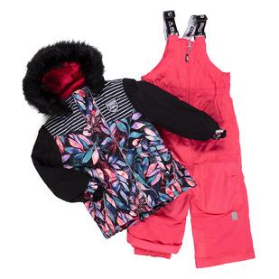 Islande K - Little Girls' 2-Piece Snowsuit
