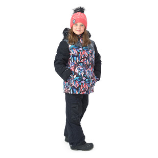 Islande Jr - Girls' 2-Piece Snowsuit