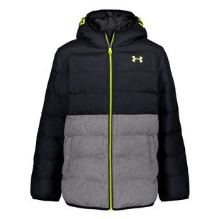 Pronto Colorblock Jr - Boys' Insulated Jacket